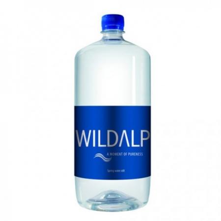 Натурална изворна вода 1,5 л