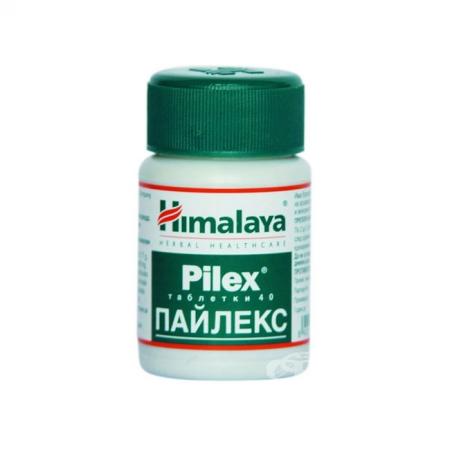 Пайлекс - 40 таблетки