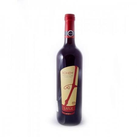 Био вино Темпранийо - Бохем 750 мл