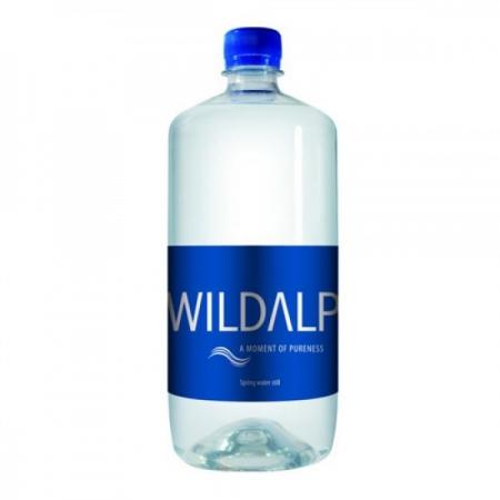 Натурална изворна вода 1 л