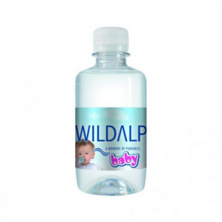 Натурална изворна вода за бебета 250 мл