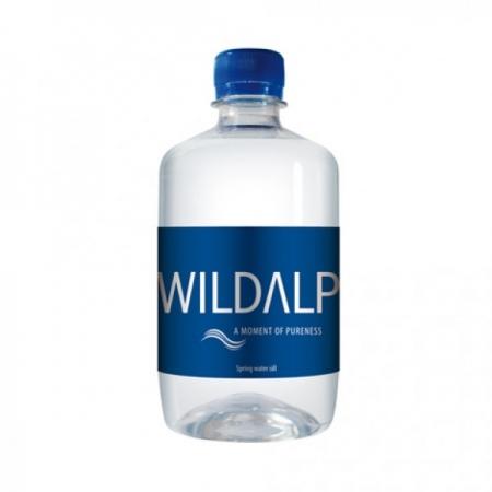 Натурална изворна вода 0,5 л