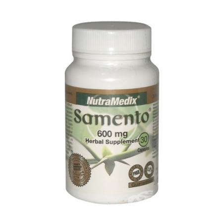 Саменто 600 мг. - 30 капсули