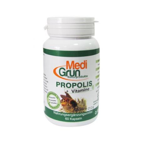 Прополис + Витамини - 60 капсули