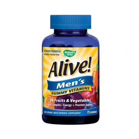 Мултивитамини за мъже 100 мг. - 75 таблетки