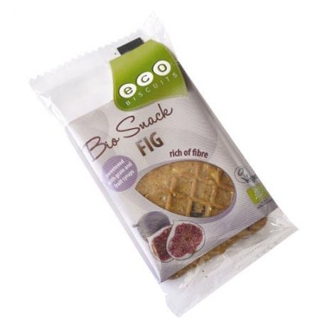Био бисквита със смокини - ВЕГАН 55