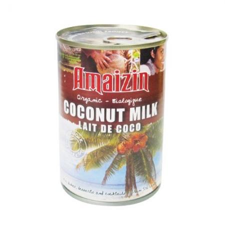 Био кокосово мляко за готвене 200 мл