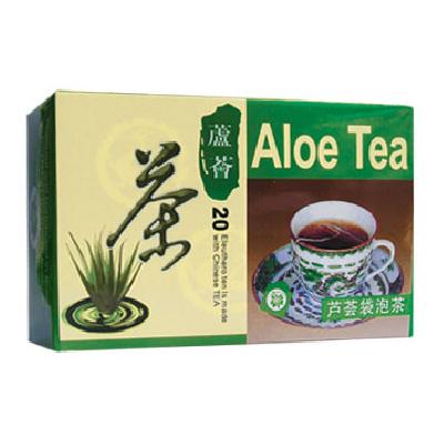 Зелен чай с алое вера-здраве от изтока