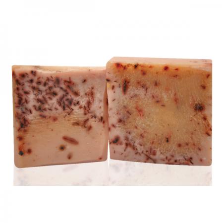 Ръчен глицеринов сапун йохимбе и мед-120гр.