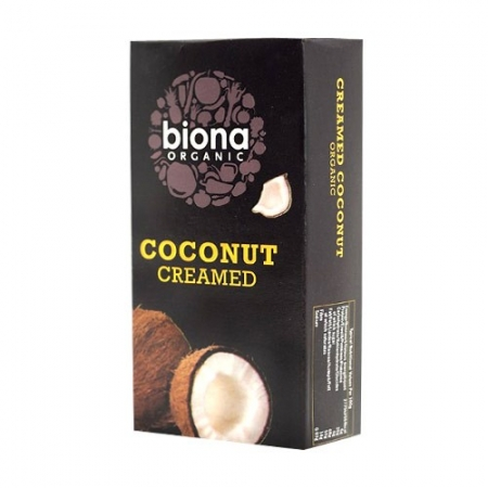 Био кокосов крем 200 гр.-