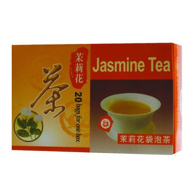 Зелен чай с жасмин-здраве от изтока