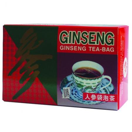 Зелен чай с жен-шен-здраве от изтока