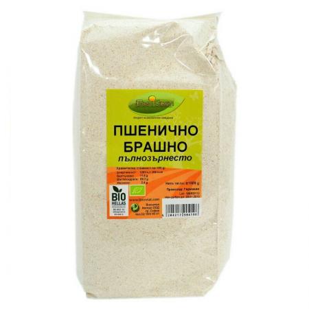 Био пшенично брашно-1000г