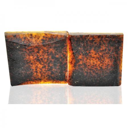 Ръчен глицеринов сапун тройчатка-120гр.