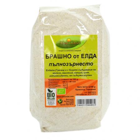 Био брашно от елда 500 гр