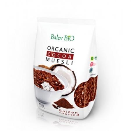 Органично какаово мюсли 375 гр.