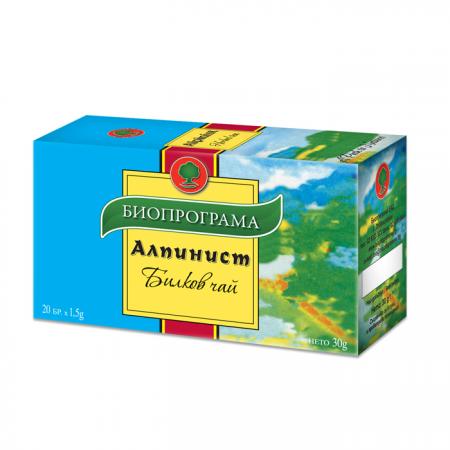 Чай алпинист-биопрограма