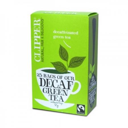 Чай безкофеинов зелен-clipper