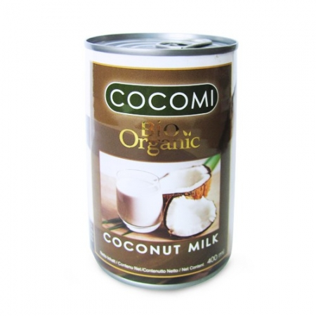 Био кокосово мляко 17% масленост 400 мл