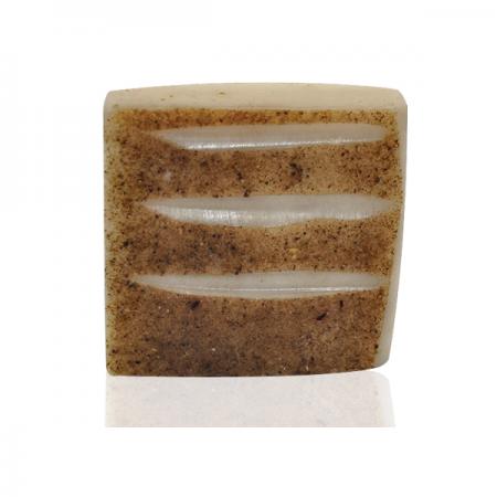 Ръчен глицеринов сапун родопска глина-120гр.