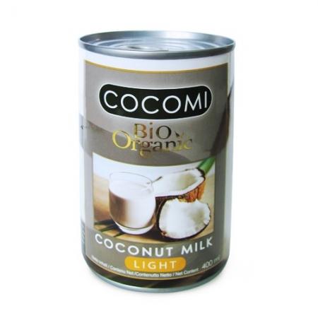 Био нискомаслено кокосово мляко 9% масленост 400 мл