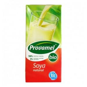 Био соева напитка натурална 1 л