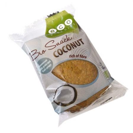 Био бисквита с кокос - ВЕГАН 55 гр