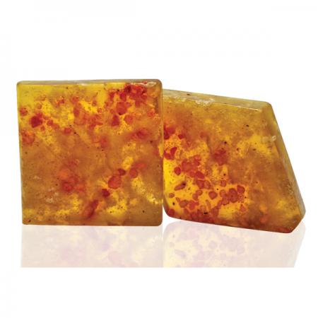 Ръчен глицеринов сапун прополис ( клей )-120гр.