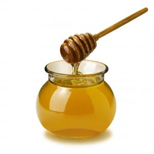 Лъжичка за мед дървена