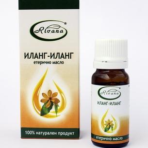 Иланг-Иланг-100% етерично масло-10мл.