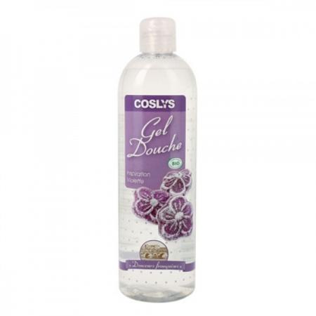 Органичен душ гел - Виолетки 500 мл-