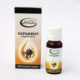 Карамфил-100% етерично масло-10мл.