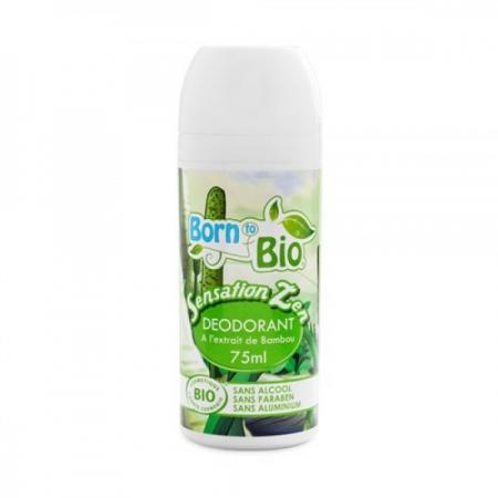 Органичен дезодорант рол-он дзен 75 мл-