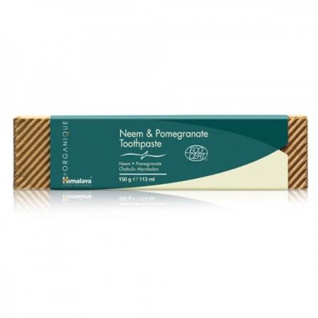 Паста за зъби Neem & Pomegranate 150 гр.-