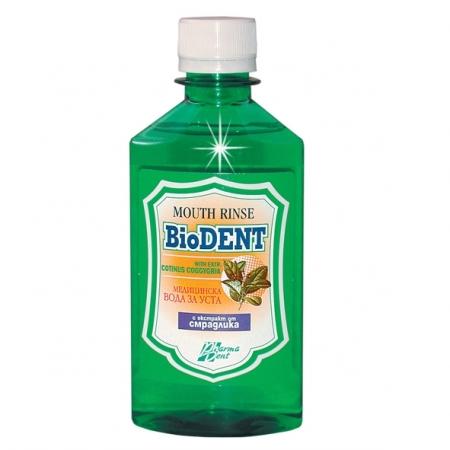 Биодент Антикариес – Вода за уста със Смрадлика 300 ml