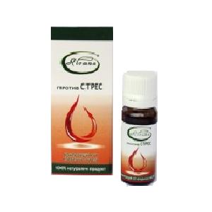 Против Стрес-100% етерично масло-10мл.-