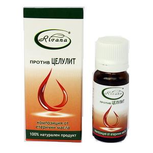 Против Целулит-100% етерично масло-10мл