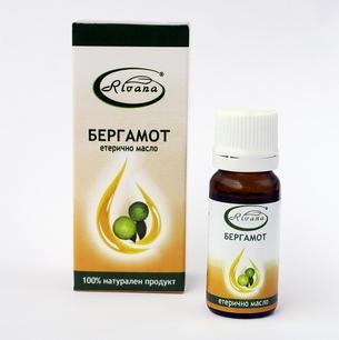 Бергамот-100% етерично масло-10мл.-