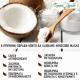 Безбройните ползи и приложения на кокосовото масло