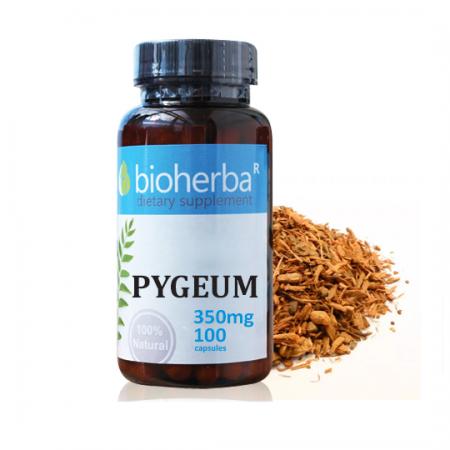 Пигеум 350 мг. - 100 капс.