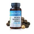 Люспи от черен орех 250 мг. - 60 капс.