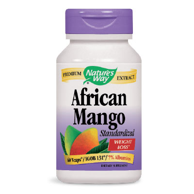 Африканско Манго 250 мг. - 60 капс.