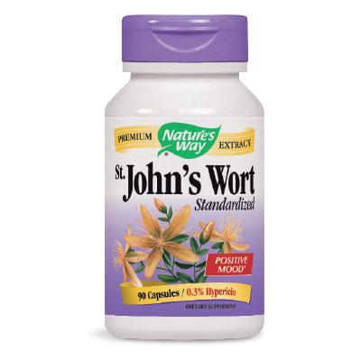 Жълт кантарион 420 мг. - 90 капс.
