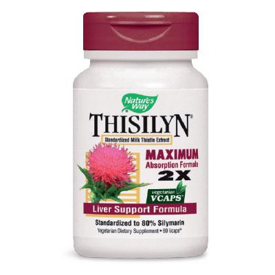 Тисилин 175 мг. - 60 капс.