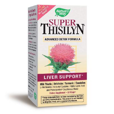 Тисилин Super 525 мг. - 60 капс.