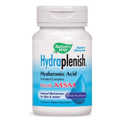Хидраплениш & МСМ 750 мг. - 30 капс.