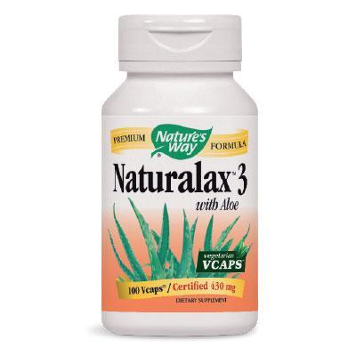 Натуралакс 3 410 мг. - 100 капс.