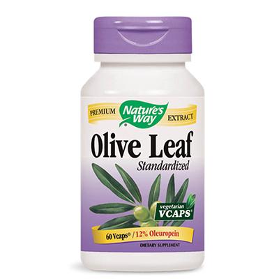Маслина лист 430 мг. - 60 капс.