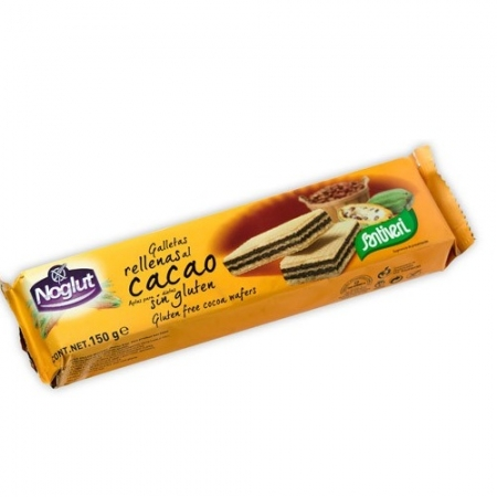 Вафли с шоколад, без глутен 150г