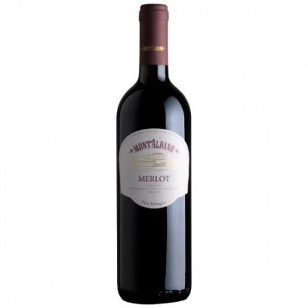 Био вино Мерло Фриули-750 мл.